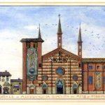 ANTICA CATTEDRALE DI ALESSANDRIA – PIAZZA DELLA LIBERTA' – 1170