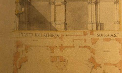 Nella seconda metà del XV secolo è attestata la presenza della chiesa della confraternita di San Giovanni Decollato in Bergoglio.
