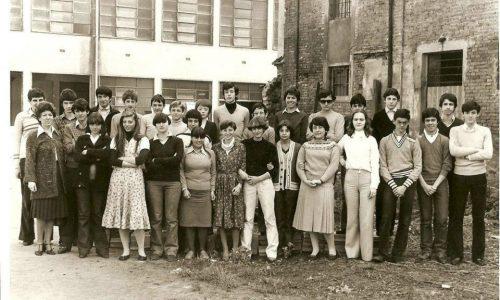 1° Ragioneria 1976-1977 Istituto Leonardo Da Vinci – Alessandria