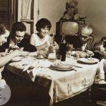 COME ERAVAMO…noi che alla domenica si andava a pranzo dai nonni o dai genitori.