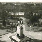 1937 – Vecchia stazione, monumento ai Caduti.