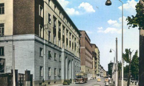 Palazzo Alti Comandi Militari (1939-1940) – (ora adibito a Tribunale)