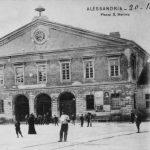 Piazza Carducci – Foro Boario – interno ed esterno