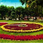L'orologio floreale dei Giardini Pubblici