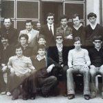 1977 – Esame di maturità … 5 tecnico delle industrie Elettriche ed elettroniche… Istituto E. Fermi di Alessandria