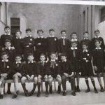 Classe 5 De Amicis anno 1966/67 maestro Lomonaco