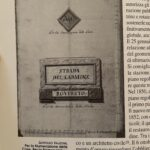 Numerazione delle case e denominazione delle vie – 1834